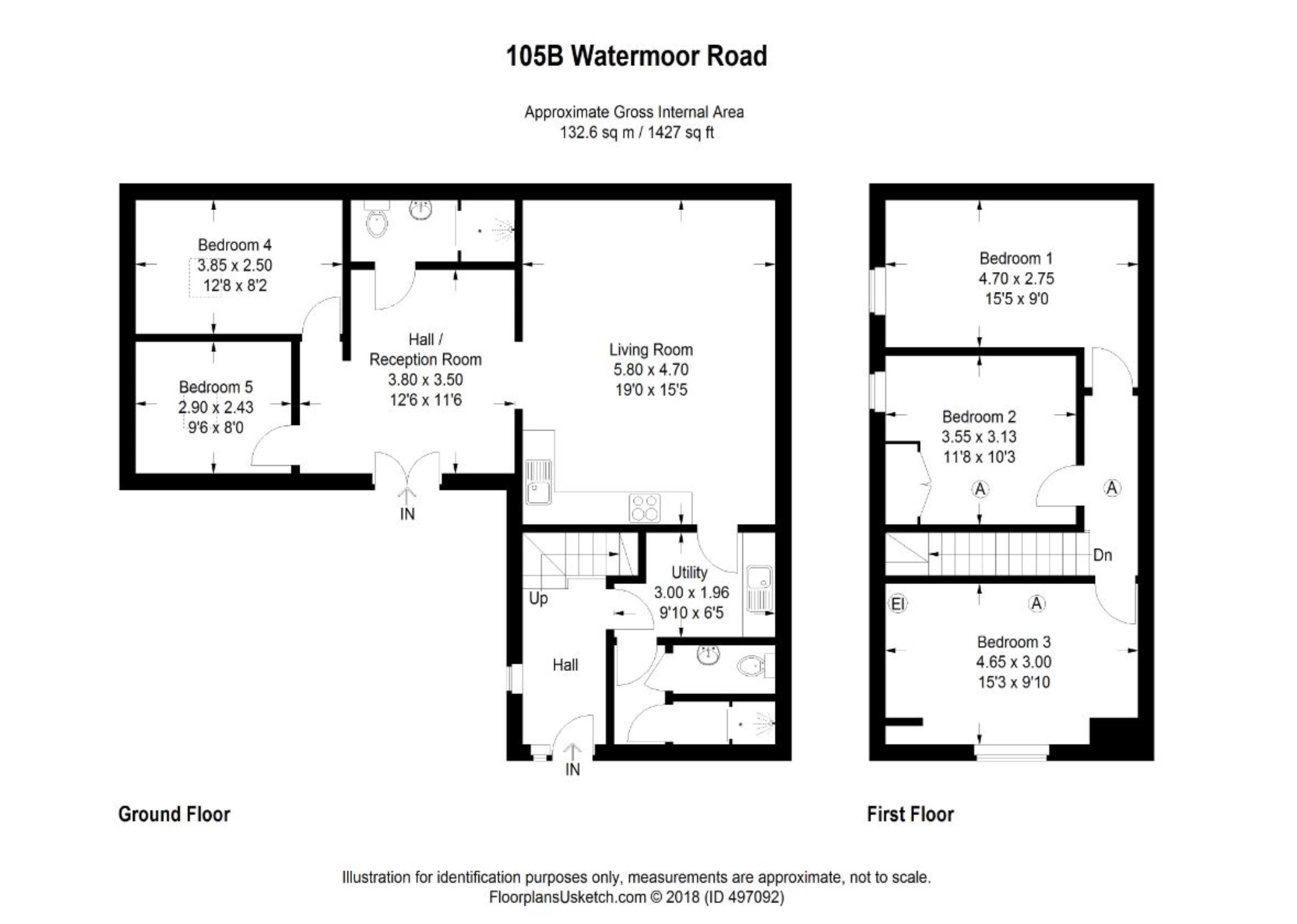 105b Watermoor Road